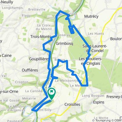 10 - circuit Val d'Orne corrigé