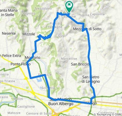 30 km circa