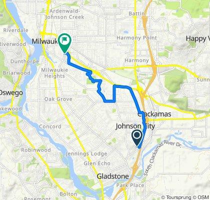 partial Gladstone Loop