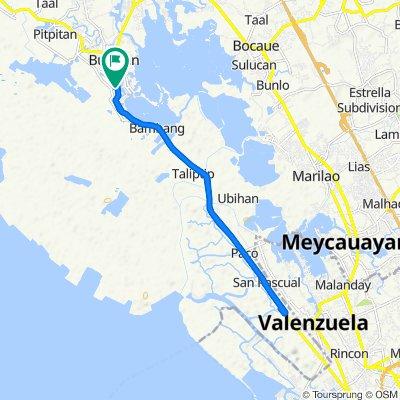 Easy ride in Bulacan