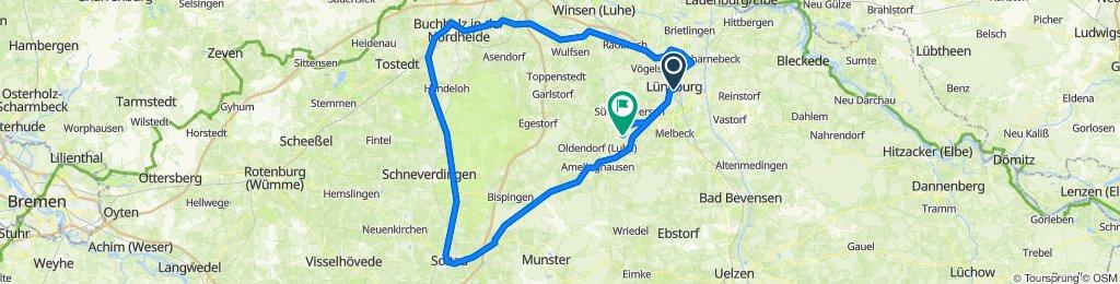 Lüneburg-Soltau-Buchholz