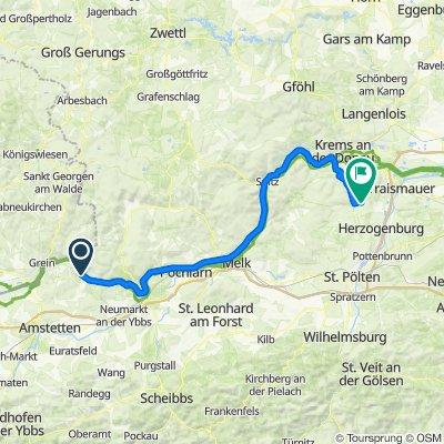 Passau - Kuffern 3. Tag