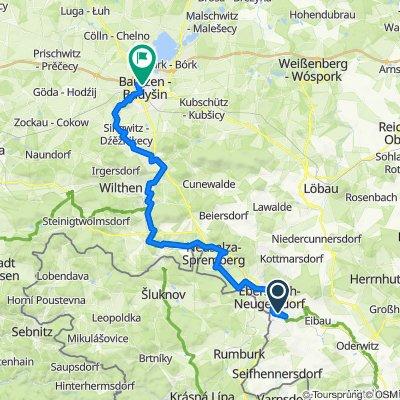Neugersdorf - Bautzen