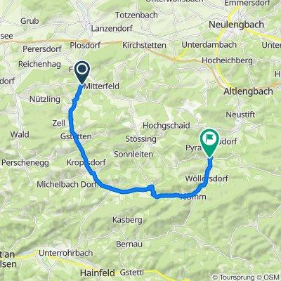 Furth 18 nach Laaben 69, Laaben bei Neulengbach
