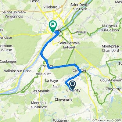 Chitenay - Blois