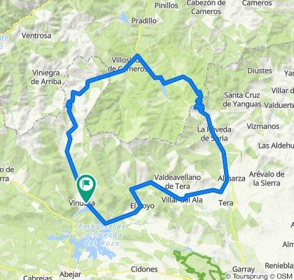 Puerto Santa Inés y Puerto Piqueras