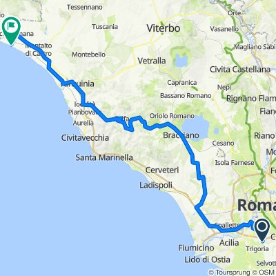 Roma - Marina di Pescia Romana