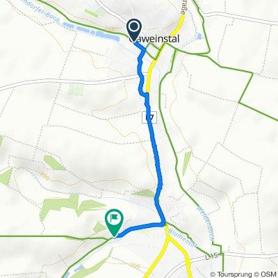Easy ride in Bad Pirawarth