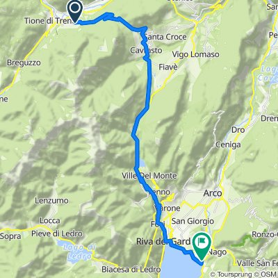 723 AC20 kurz Tione di Trento - Torbole