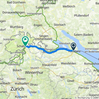 Konstanz-Schaffhausen