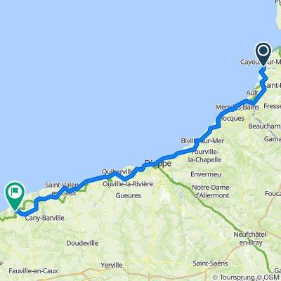 Mon Tour de France - Etape 2