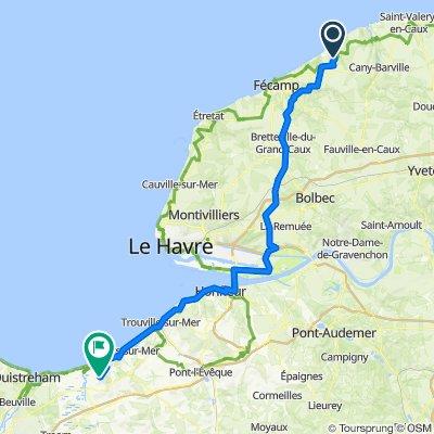 Mon Tour de France - Etape 3