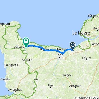 Mon Tour de France - Etape 4