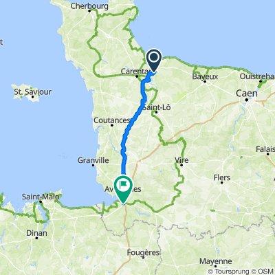Mon Tour de France - Etape 5