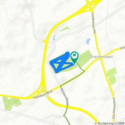 1148 Mosser Rd, Breinigsville to 1148 Mosser Rd, Breinigsville
