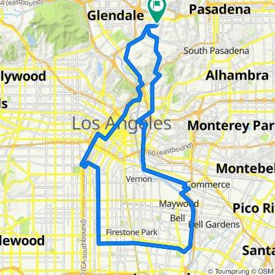 ER-DTLA-South LA - South Gate - LA River - Boyle Heights
