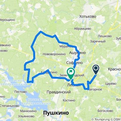 Route-Muranovo