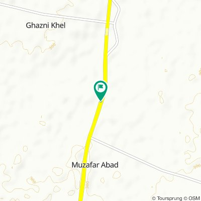 Pakistan, Lakki Marwat to Pakistan, Lakki Marwat