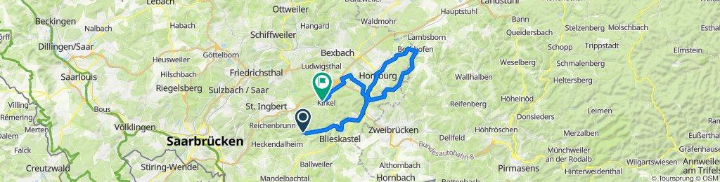 Saarpfalz: Lambsbachtal