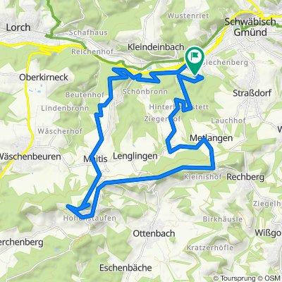 Maitis - Hohenstaufen - Hinterweiler