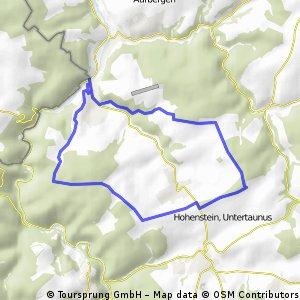 Aus Michelbach - rund um Holzhausen.