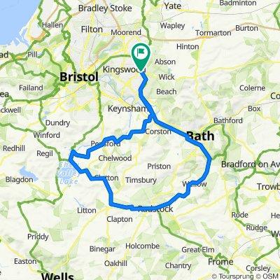 Bristol Chew Magna Bath Tunnels