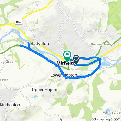 Easy ride in Wakefield