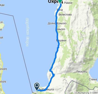 Sv. Naum-Ohrid