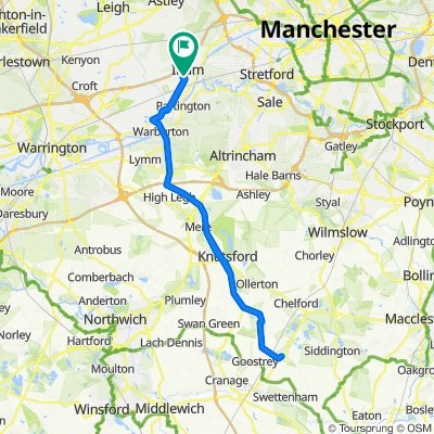 1–5 Howarth Drive, Manchester to 1–5 Howarth Drive, Manchester