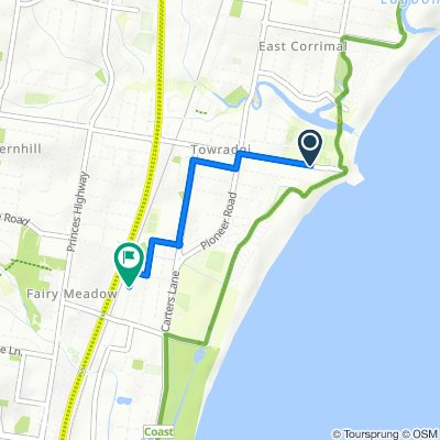 17 Towradgi Road, Towradgi to 28 Rann Street, Fairy Meadow