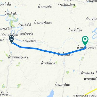 Easy ride in Maha Sarakham
