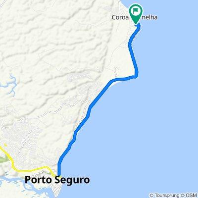 Cracking ride in Santa Cruz Cabrália