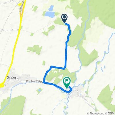 Easy ride in Illhaeusern