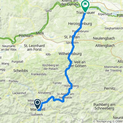 Mariazell_Traismauer 103km/460HM