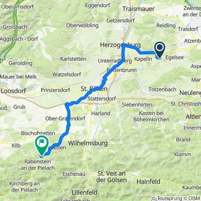 Perschling - Herzogenburg - Mainburg