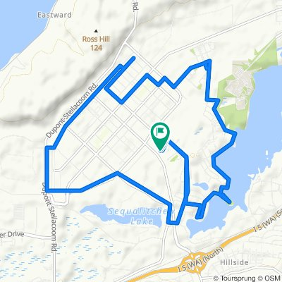 Emerald Ridge Rd, Lakewood to 11558 Crystal Dr, Lakewood