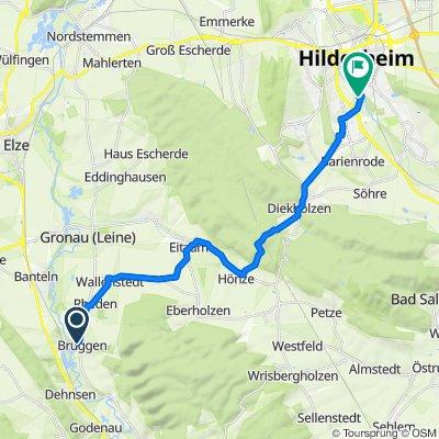 Brüggener Hauptstraße 16, Brüggen nach Hohnsen 28, Hildesheim