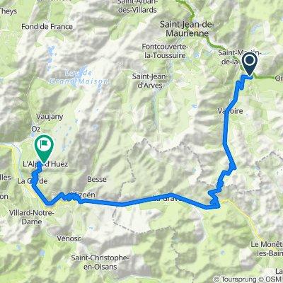 Galibier Alp d'Huez 2