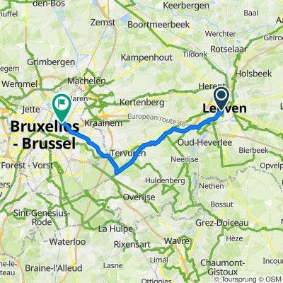 Leuven - BXL