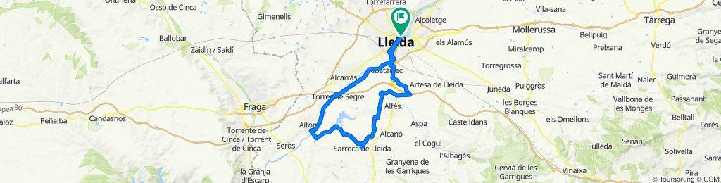 LLEIDA/SARROCA/AITONA