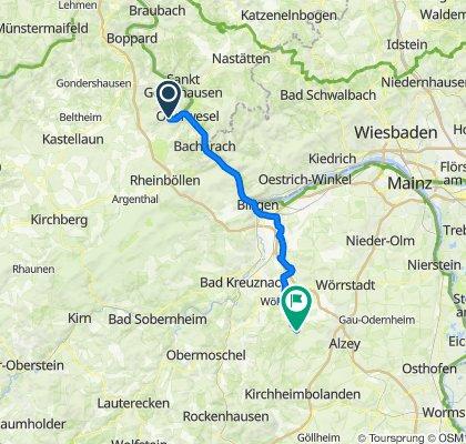 Damscheid -Wendelsheim