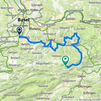 Ultra Bergmarathon 1.Teil