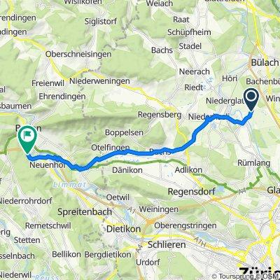 Schnelle Tour in Neuenhof