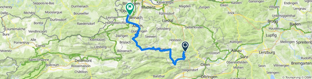 Ultra Bergmarathon 2. Teil