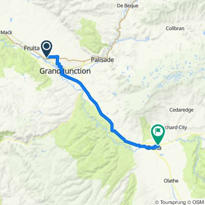 ToC2 Day1: Grand Junction - Delta