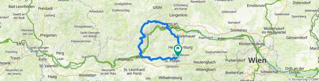 Jauerling Wachau Nord kurz