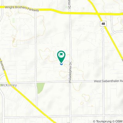Garvin Road 3106, Dayton to Garvin Road 3102, Dayton