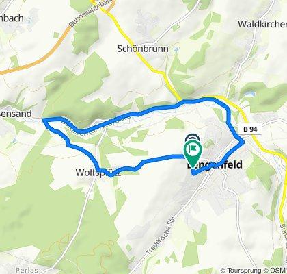 Weststraße 24, Lengenfeld nach Turnhallenweg 7, Lengenfeld