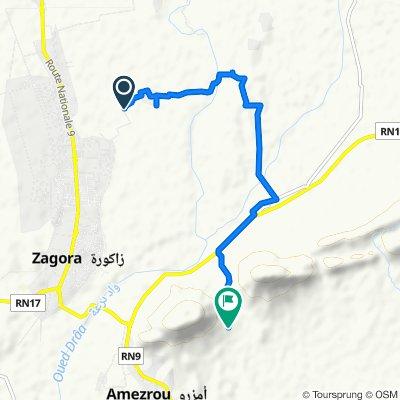 Easy ride in Zagora