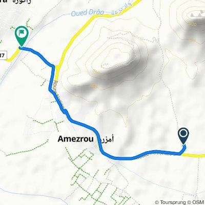 Slow ride in Zagora